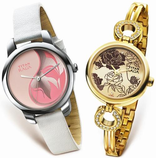Chọn mua đồng hồ Titan của nữ thời trang và tinh tế