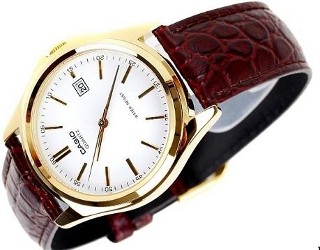 Đồng hồ dây da bản rộng phong cách mới