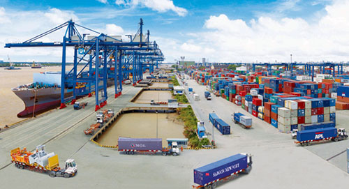 Vận chuyển hàng đi Dubai bằng đường biển