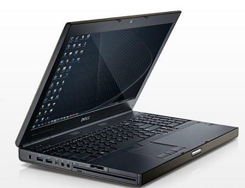 Đồ họa chuyên nghiệp với laptop Dell