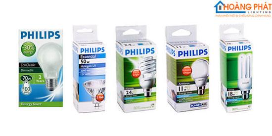 Bóng đèn Philips thân thiện cho trẻ
