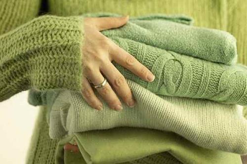 Những tuyệt chiêu bảo quản đồ len cho mùa đông ấm áp
