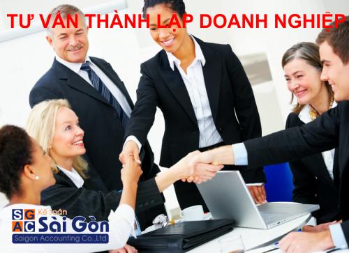 Thủ tục thành lập doanh nghiệp năm 2014