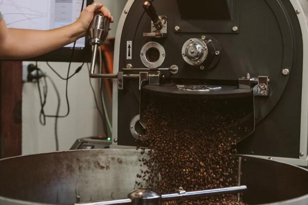 Nguyên lý hoạt động của máy rang cà phê