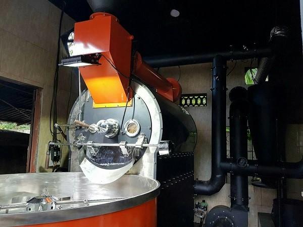 Thực hư vấn đề máy rang cafe kém chất lượng nhập vào Việt Nam