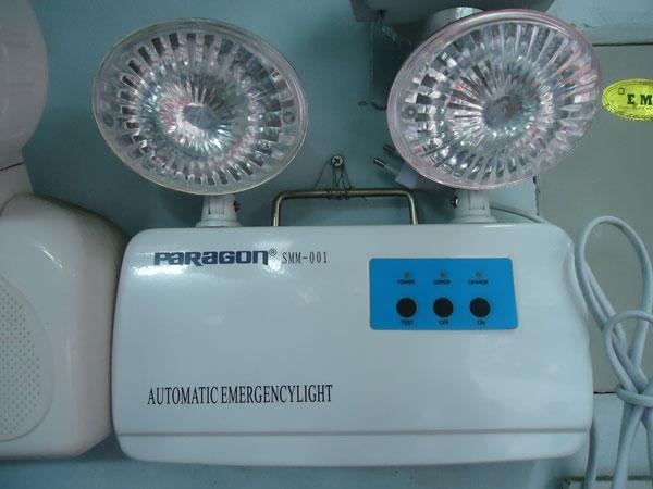 Đèn khẩn cấp PEMB21SW Paragon có kích thước như thế nào?