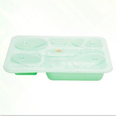 Tính an toàn của các loại khay cơm nhựa trên thị trường