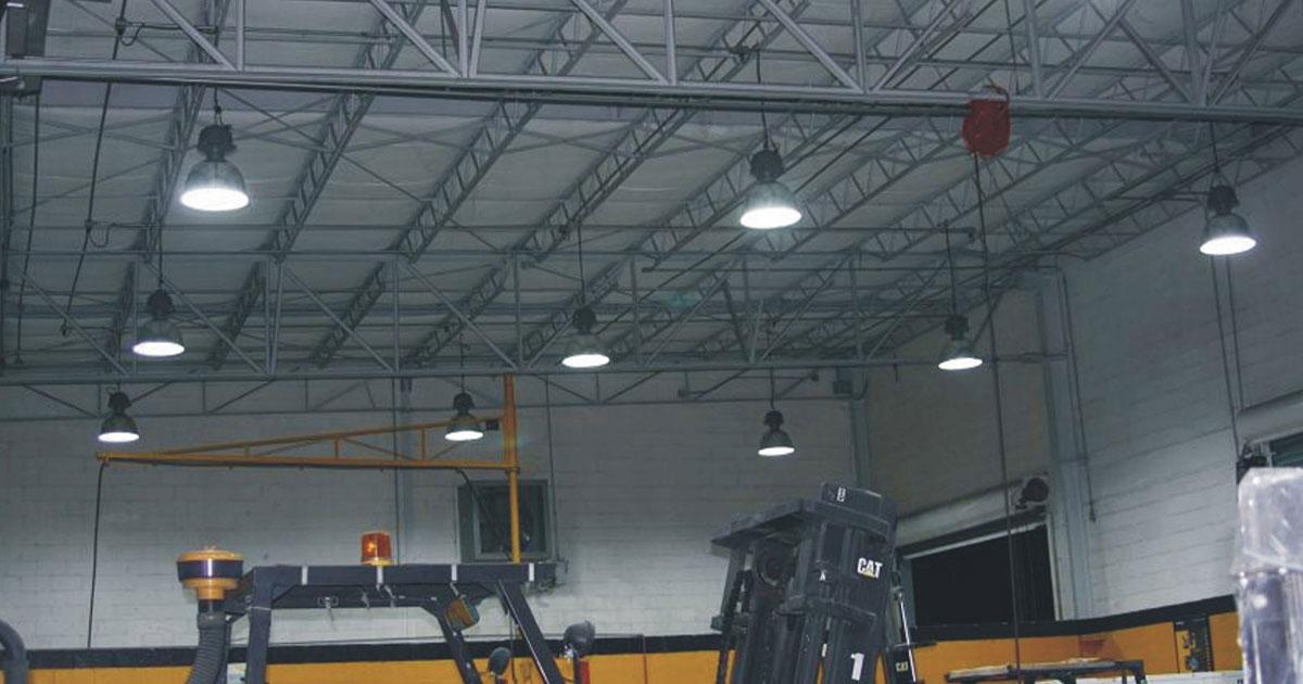 Thương hiệu sản xuất đèn led nhà xưởng giá rẻ