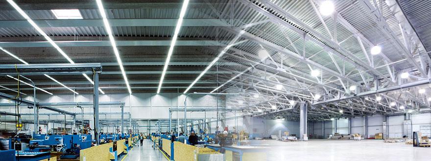 Hoàng Phát Lighting- đại lí chuyên phân phối đèn led nhà xưởng chất lượng